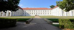 Kavaliershaus am Rheinsberger Schloss.