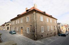 Dekanatsgebäude / Museum beim St. Bartholomäus Dom in Kolin.