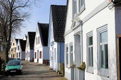 Einzelhäuser - Wohnhäuser mit Satteldach, Gründerzeitarchitektur des 19. Jhd.