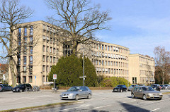 Gebäude der Lübecker Staatsanwaltschaft an der Travemünder Allee -