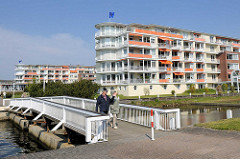 Seniorenwohnanlage Rosenhof in Travemünde / Priwall.