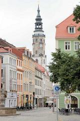 Rathausturm vom Alten Görlitzer Rathaus