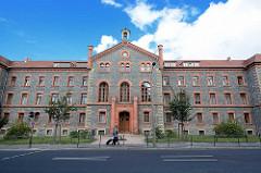 Zentralhospital in Görlitz, erbaut 1861 - jetzt Altenpflegehaus.