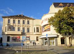 Gebäude vom Palast Theater / Kino in Görlitz.