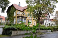 Stadtvilla / Gründerzeitvilla mit Wintergarten in Goslar / Harz.