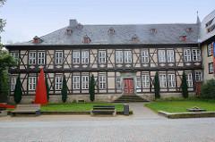 Architekturbilder aus Goslar / Harz.