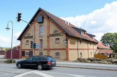 Ehem. Gutsgebäude - Gut Voigtländer, gegründet 1848 - landwirtschaftliches Gut, seit 2004 Hotel und Ferienwohnungen.