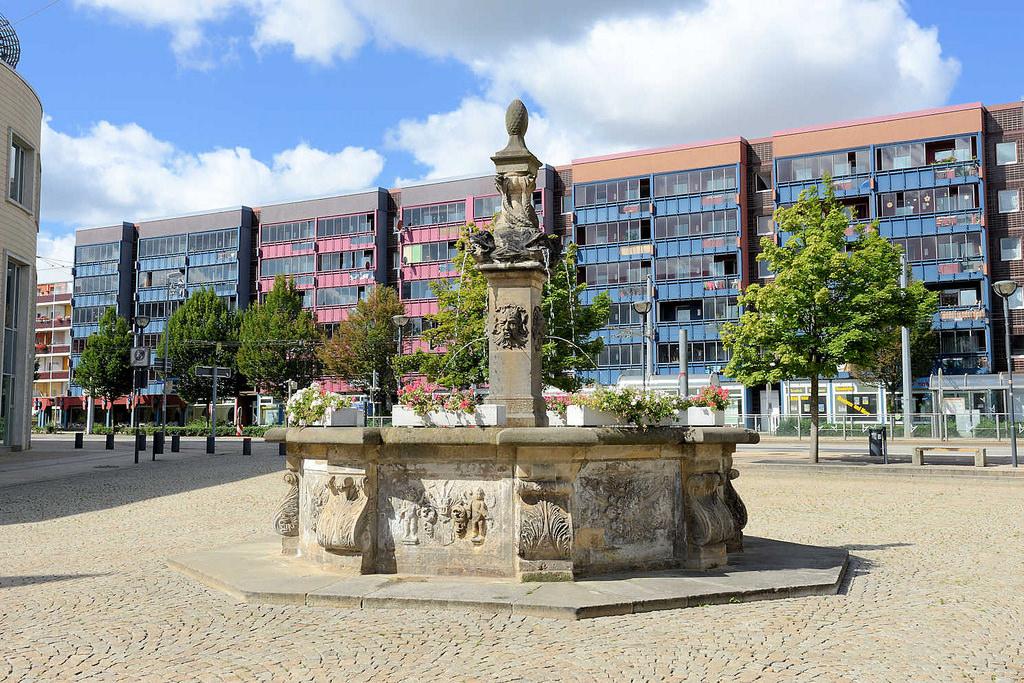 Abfallentsorgung in Stuttgart-Mitte: Fischgestank im