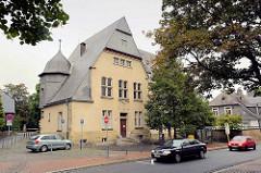 Gebäude vom Amtsgericht in Goslar -
