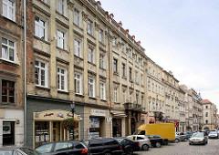 Geschäftshäuser / Wohnhäuser in Świdnica / Schweidnitz.