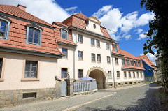 Am Johanniskloster - Halberstadt.