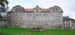Kleines Schloss in Blankenburg - Museum.