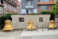 Glocken / Geläut der Blankenburger St. Bartholomäus Kirche;