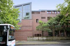 Moderne Architektur, Ziegelfassade - Goslar.