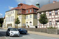 Kurhotel Fürstenhof - Blankenburg, Harz.