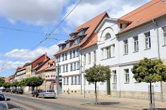 Architektur in Halberstadt - Voigtei.