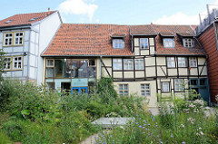 Berend Lehmann Museum für jüdische Geschichte und Kultur in Halberstadt.
