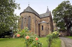 Klosterkirche St. Peter und Paul / Frankenberger Kirche in Goslar.