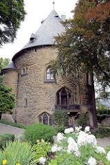 Werderhof am Breiten Tor in Goslar, frühere die Torkaserne.