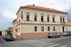 Historisches Gebäude, Denkmalschutz in Mělník / Verlagsgebäude, Buchdruck - Knihtiskárna