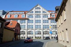 Historische Industriearchitektur in Aschersleben - Bestehornpark, erbaut 1911 / Architekt Hans Heckner.