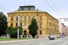 Universitätsgebäude in Hradec Králové / Königgrätz.