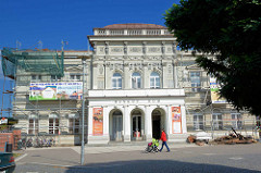 Kulturzentrum der Stadt Dvůr Králové nad Labem / Königinhof an der Elbe