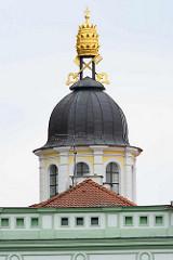 Kuppel der Hl. Kliment Kapelle in Hradec Králové / Königgrätz, erbaut 1717 - Pläne Santini-Aichel.