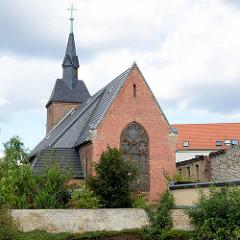 Katholische Kirche / Pfarramt - Michelshaus in Aschersleben.