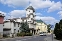Jan Hus Kirche in Dvůr Králové nad Labem / Königinhof an der Elbe