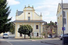 Stadtmuseum von Dvůr Králové nad Labem / Königinhof an der Elbe.