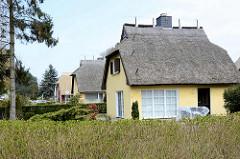 Neubauten, Wochenendhäuser / Ferienhäuser im Ostseebad Ahrenshoop.