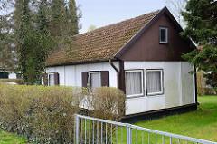 Schlichtes Ferienhaus / Wochenendhaus in Zingst, Mecklenburg-Vorpommern.