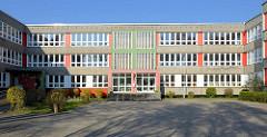 Freie Schule der Region Zingst/Darss/Fischland Prerow, Integrierte Gesamtschule mit Grundschule und gymnasiale Oberstufe in freier Trägerschaft.