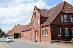 Wohnhaus - Backsteinarchitektur in Bleckede.