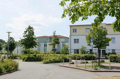 Neubauten auf dem Gelände der ehem. Bismarck Kaserne in Wentorf bei Hamburg.