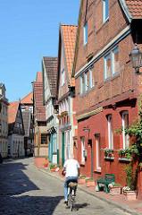 Historische Fachwerkhäuser - Lauenburg / Elbe.