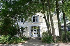 Gebäude Jugendfreizeitstätte in Bad Oldesloe.