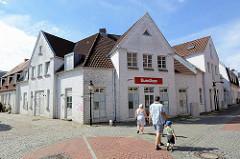 Wohn- und Geschäftshäuser - Heiligengeiststraße in Bad Oldesloe.