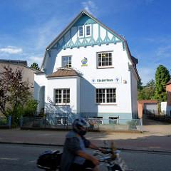 Kinderhaus Blauer Elephant in der Schützenstrasse von Bad Oldesloe.