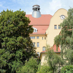 Geschwister Scholl Schule in der Lutherstadt Eisleben.