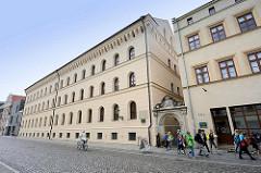 Universitätsgebäude / Collegium Fridericianum  in Lutherstadt Wittenberg.