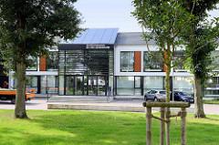 Gebäude Gemeinschaftsschule Harksheide / Norderstedt.