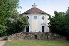 Synagoge in Wörlitz -  1789/90 errichtet.