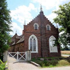 Palmenhaus beim Wörlitzer Park - 1798 /99 zum Schutz exotischer Pflanzen errichtet.