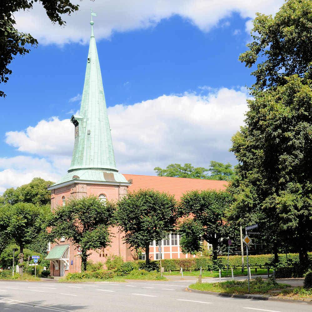 Johanniskirche Hamburg
