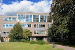 Backsteinarchitektur Öffentlicher Bauten in Hamburg Lohbrügge - Grundschule Leuschnerstraße,