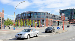 City Center Bergedorf / CCB - Einkaufscentrum an der Bergedorfer Straße.