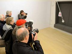 Kaistudion im Gebäude der Elbphilharmonie in Hamburg - Vermietung als kleiner Veranstaltungsraum oder Übungsraum.