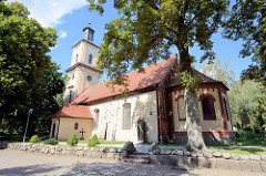 Dorfkirche Wustrau Altfriesack -